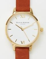 Olivia Burton White Mini Dial