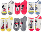 Asstd National Brand 6pk Mickey N Friends No Show Socks
