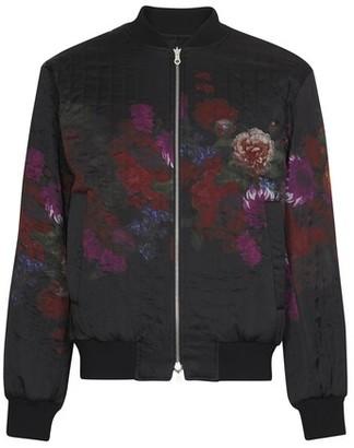 Dries Van Noten Reversible bomber jacket