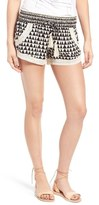 Rip Curl Nightscape Print Woven Shorts