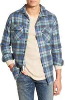 Pendleton Men's 'Board' Trim Fit Flannel Shirt
