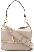 Chloé Small C Double shoulder bag