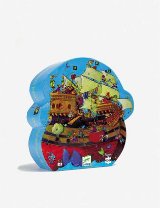 Djeco Barbarossas pirate ship puzzle
