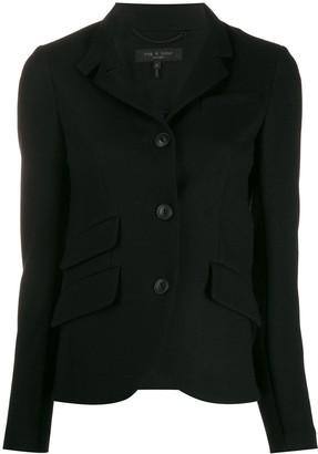 Rag & Bone Buttoned Jacket