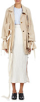 Loewe Women's Cotton-Blend Oversized Jacket