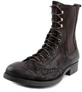Thompson 237 Round Toe Leather Boot.
