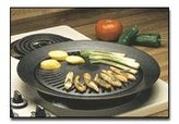B&F BNF KTGR5 Chefmaster Smokeless Indoor Stovetop Barbeque Grill
