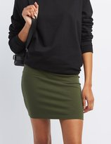Charlotte Russe Bodycon Mini Skirt