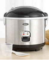 Oster 4724 Rice Cooker, Stainless Steel