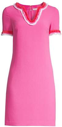 Trina Turk Shangri La Vibrant T-Shirt Dress