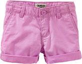 Osh Kosh Oshkosh Cotton Shorts - Preschool Girls 4-6x