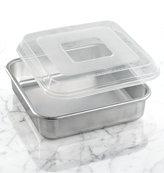 "Nordicware 9"" x 9"" Covered Square Cake Pan"