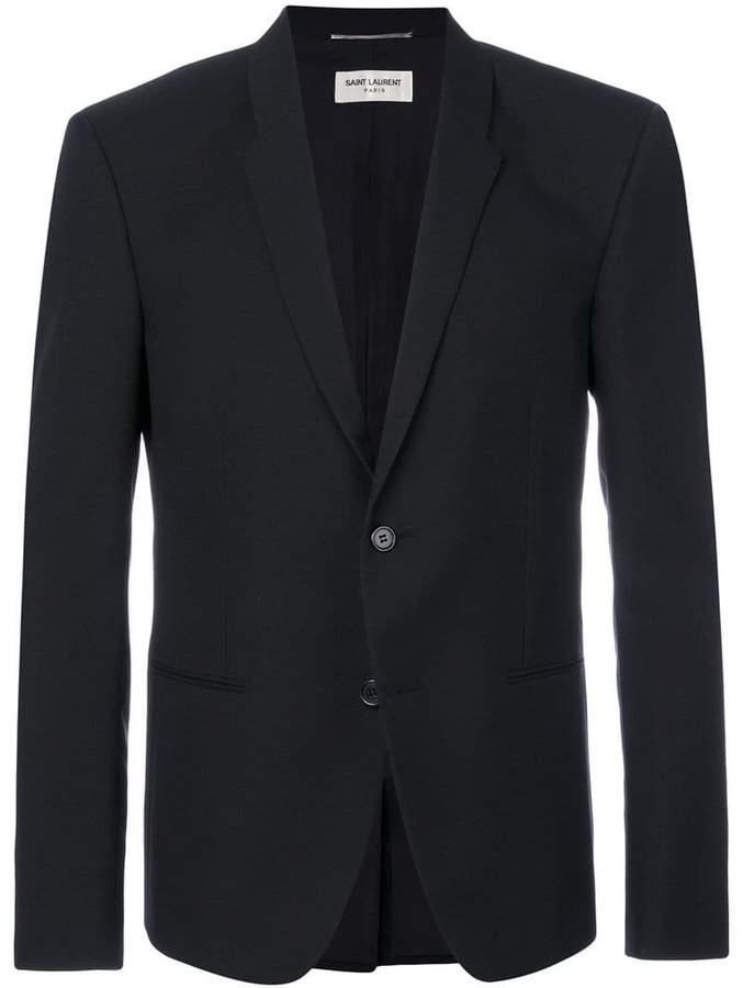 Saint Laurent classic single-breasted jacket