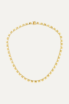 Anita Ko 18-karat Gold Choker - one size