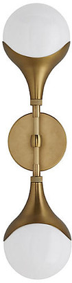 Arteriors Augustus Sconce - Antiqued Brass