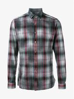 Lanvin Virgin Wool Flannel Shirt