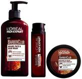 l'oreal Men Expert Barber Club Short Beard Bundle