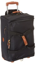 Bric's Milano - X-Bag 21 Carry-On Rolling Duffle Duffel Bags