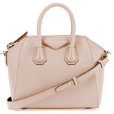 Givenchy Antigona Mini Sugar Satchel Bag, Nude Pink