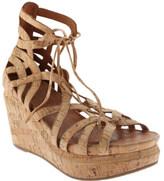 Gentle Souls Women's Joy Gladiator Wedge Sandal