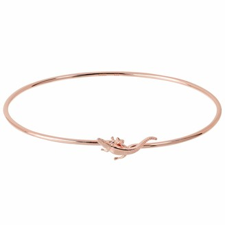 Cluse Women Gold Plated Bangle - CLJ10020