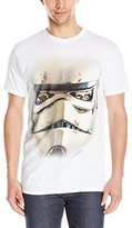 Star Wars Men's Stormtrooper Big Face T-Shirt