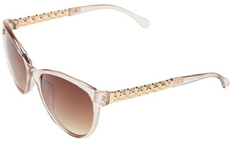 Steve Madden Brooklynn (Blush) Fashion Sunglasses