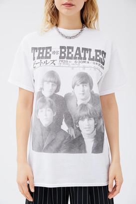 Junk Food Clothing The Beatles Tee