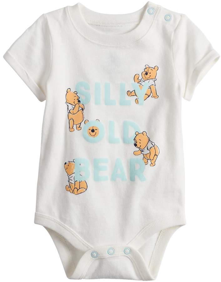 e83bb53fe Winnie The Pooh Baby Clothes - ShopStyle