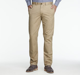 Johnston & Murphy Slim Fit Garment Washed Chino