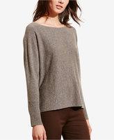 Lauren Ralph Lauren Petite Wool-Cashmere Boat-Neck Sweater