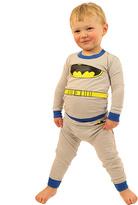 Intimo Batman Gray Pajama Set - Infant Toddler & Boys
