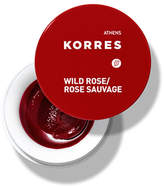 Korres Lip Butter - Wild Rose by 0.21oz Lip Balm)