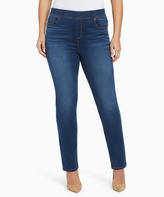 Gloria Vanderbilt Blue Macdougal Bootcut Jeans - Plus