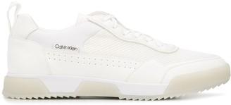 Calvin Klein Logo Detail Sneakers
