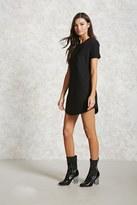 Forever 21 FOREVER 21+ Mini T-Shirt Dress