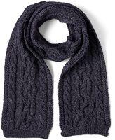 Chaps Men's Aran Knit Scarf