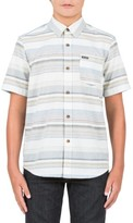Volcom Boy's Rambler Short Sleeve Woven Shirt