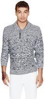 G by Guess GByGUESS Men's Fabian Shawl Sweater