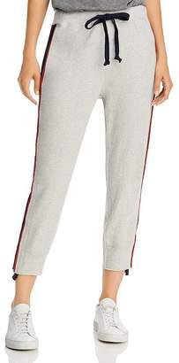 Wilt Track Stripe Shifted Jogger Pants