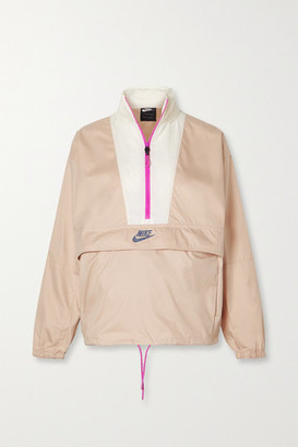 Nike Icon Clash Convertible Shell Track Jacket - Antique rose