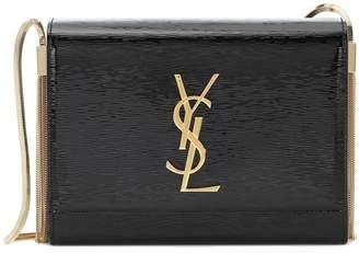 Saint Laurent Kate Boxy leather shoulder bag