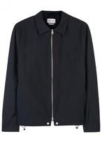 Oliver Spencer Dover Navy Shell Jacket
