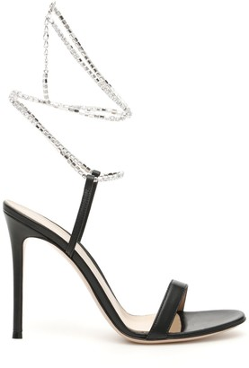 Gianvito Rossi Serena Heeled Sandals