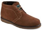 Woolrich Men's Harper Genuine Suede Chukka Boots - Mid Brown