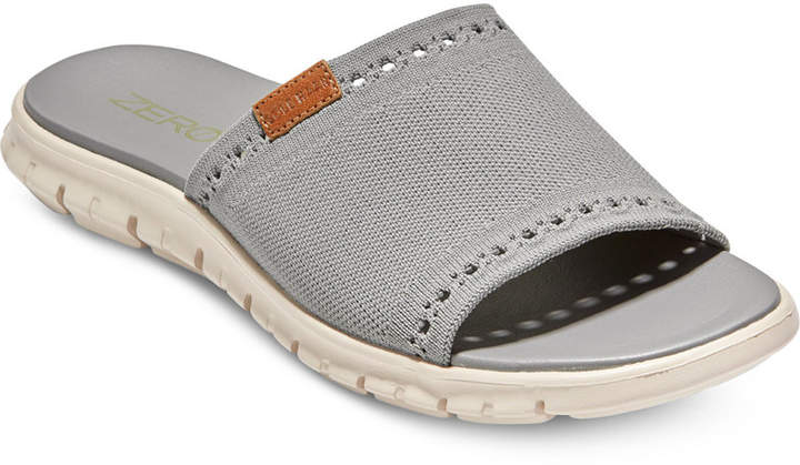 Men Shoes Zerogrand Stitchlite Slide Sandals hdBsQrCtx
