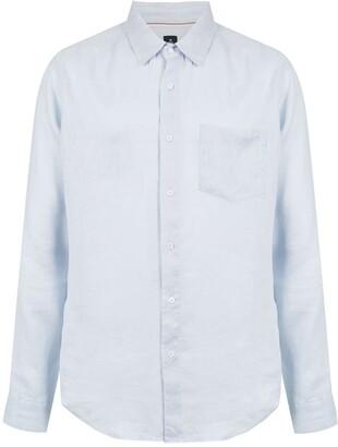 OSKLEN long sleeved linen top