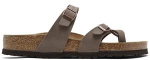 Birkenstock Women's Mayari Birko-Flor Nubuck Sandals from Finish Line