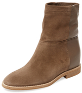 Vince Grayson Mixed Media Ankle Boot