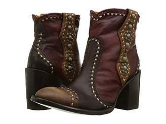 Old Gringo Cheryl Short (Chocolate) Cowboy Boots